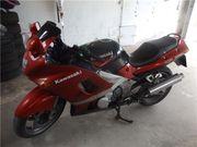 Kawasaki 600 ZZR