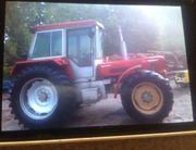 Schlüter Traktor SF 6900 VS