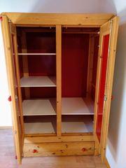 kleiderschranke fur kinderzimmer, kleiderschrank kiefer in münchen - haushalt & möbel - gebraucht und, Design ideen