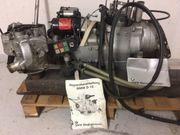 BMW Diesel Motor für Segelschiff
