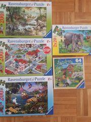 Spiele und Puzzle von Ravensburger