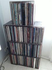 554 Schallplatten und Singles-Sammlung zu