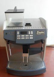 Kaffeevollautomat - Kaffeeautomat - Santos