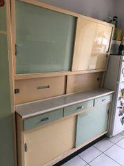 Küchenbüffet und Schrank