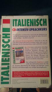 Italienisch Sprachkurs CD Box zu