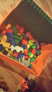 Lego duplo Steinebox unsortiert