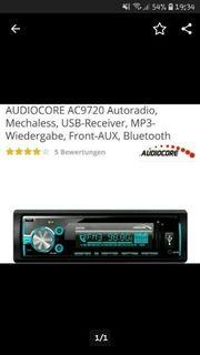 Autoradio neu MP3