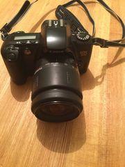 Spiegelreflexkamera Canon EOS 500 TOP-