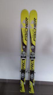 Ski Fischer 127cm gebraucht