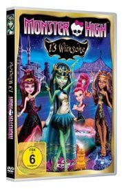 Monster High 13 Wünsche als
