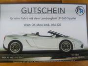 Lamborghini LP-560 Spyder