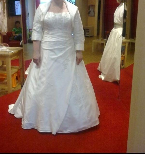 Brautkleid - nie getragen in Nürnberg - Alles für die Hochzeit ...