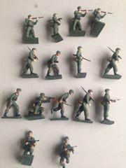 Soldatenfiguren von Mini Format