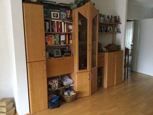 wohnzimmer erle gebraucht kaufen nur 2 st bis 65 g nstiger. Black Bedroom Furniture Sets. Home Design Ideas