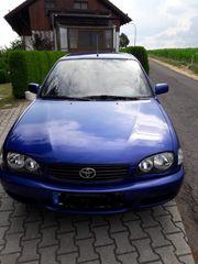 Verkaufe umständehalber Toyota