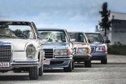 Gesucht Mercedes-Benz