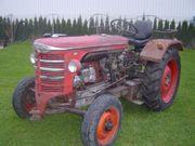 Traktor Hürlimann D70