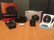 Canon EOS 650d ***