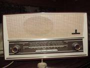 kleines Grundig Röhrenradio