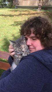 Tiersitterin für Katzen,
