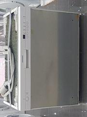 Siemens Spülmaschine Teilintegriert lieferung und