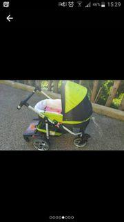 Kinderwagen Komplett-Set