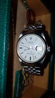Rolex Datejust vintage Ref 1601