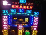 Geldspielautomat / Spielautomat CHARLY /