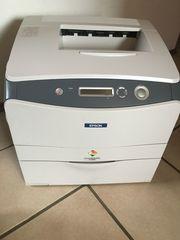 Epson C1100 Farb-Laser-Drucker