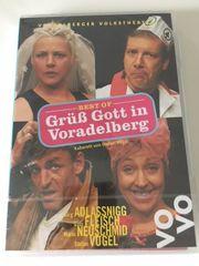 DVD Grüß Gott in Voradelberg