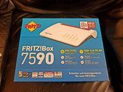 FritzBox7590 ungeöfnett