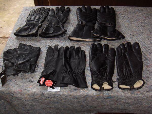 Motorradhandschuhe XXL Motorrad Handschuhe Leder