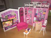 Barbie Glam Haus klappbar