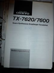 ONKYO Stereo Anlage