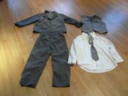 Kinderanzug, Anzug, mit