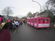 VERKAUF Karnevals-Schubwagen-Gruppe 4 Karnevalswagen