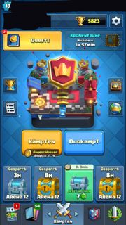 CHAMPION - Clash Royal Account