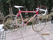 Rennrad F Moser Stahl retro