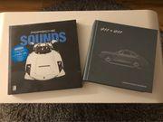 Porsche Buch Sammlung (