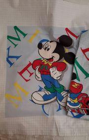 Mickey Maus Bettwäsche