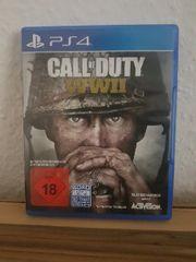 Playstation 4 PS4 Call of