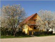 Ungarn Schönes Haus am Balaton