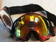 Oakley Skibrille, Glas