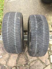 2 Dunlop Winterreifen 255 55