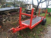 Holzwagen Meterholzwagen