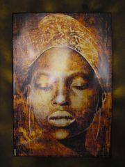 Bild - Portrait - Afrika -