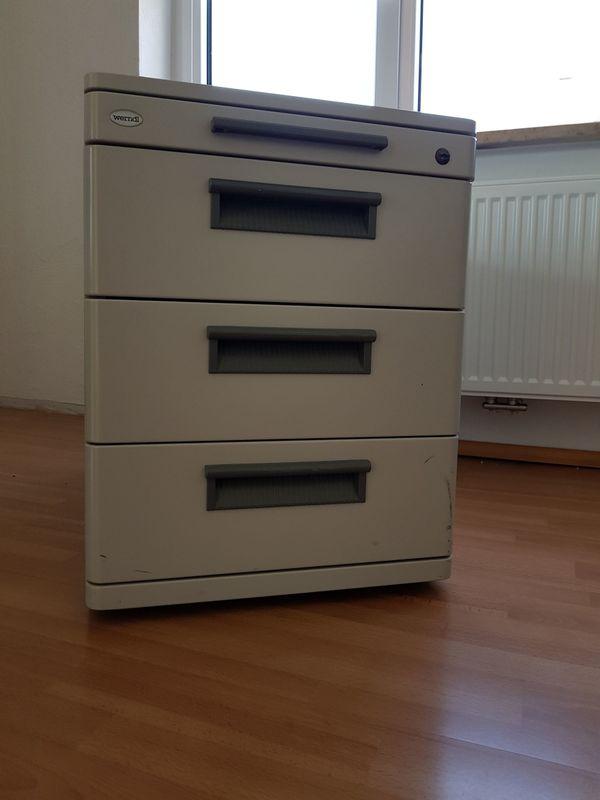 Schreibtisch Rollcontainer 60 » Büromöbel