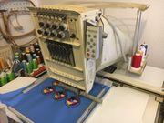 Stickmaschine Fortron 810 8