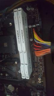 HyperX Fury 16GB DDR4 RAM