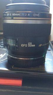 Canon 60 mm Makro